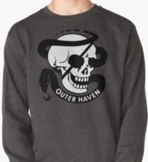 MGS - Außenhafen-Schädel Sweatshirt