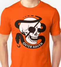 MGS - Outer Haven Skull T-Shirt
