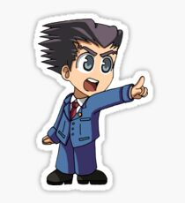 The Objection Heard Around the World Sticker