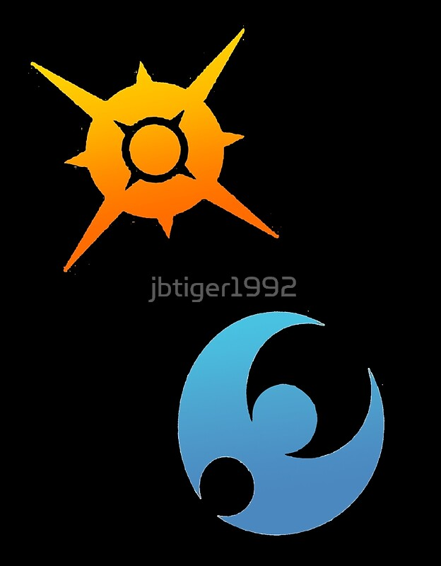 Quot Pokemon Sun And Moon Symbols Quot Posters By Joe Bolingbroke