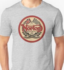 Norton - distressed sign Unisex T-Shirt