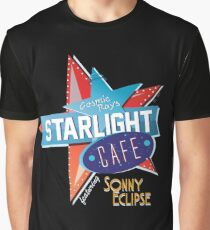 Cosmic Ray's // Sonny Eclipse Graphic T-Shirt