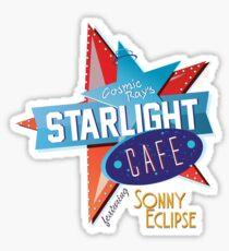 Cosmic Ray's // Sonny Eclipse Sticker