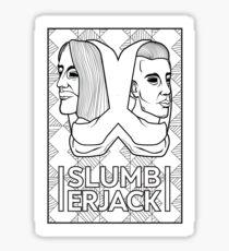 Slumberjack colourfun Sticker