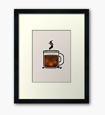 Sleepless nights Framed Print