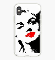 Miss Marilyn iPhone Case