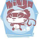 NinjaPanda by Sven Ebert