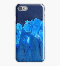 Glacier Blue Light iPhone Case/Skin
