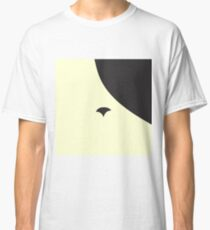 Dog (with half black face) Classic T-Shirt