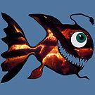 Fire Fish by Juhan Rodrik