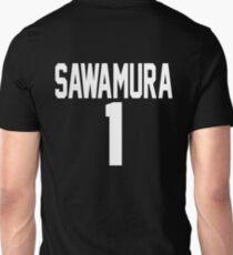 Haikyuu!! Jersey Daichi Number 1 (Karasuno) Unisex T-Shirt