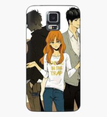 Canonized Cheese In The Trap Case/Skin for Samsung Galaxy