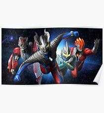 Ultraman Full Poster