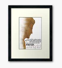 Angelus  Framed Print