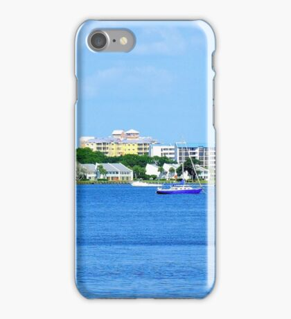 The Blue Lagoon iPhone Case/Skin