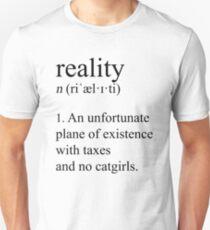 Well adjusted adult. (Lightmode) T-Shirt