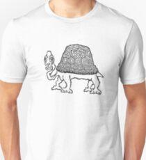 """Snot"" The Tortoise  Unisex T-Shirt"