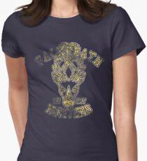 Falkreath Hunters - Skyrim - Football Jersey Women's Fitted T-Shirt