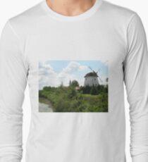 Windmill-Ravno selo Long Sleeve T-Shirt