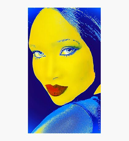 MONA LISA 2015 Photographic Print
