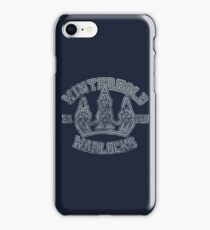 Winterhold Warlocks - Skyrim - Football Jersey iPhone Case/Skin