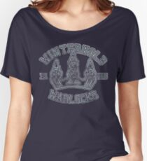 Winterhold Warlocks - Skyrim - Football Jersey Women's Relaxed Fit T-Shirt
