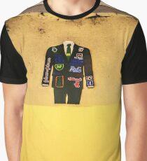 Advertising Man Graphic T-Shirt