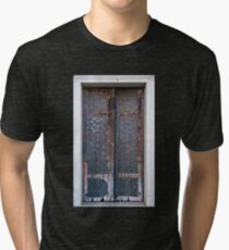 Copper Door  Tri-blend T-Shirt