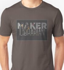 Maker Librarian T-Shirt