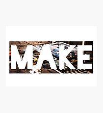 Make Photographic Print