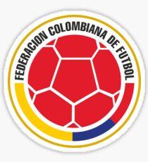 Federacion Colombiana de futebol - colombian soccer Sticker