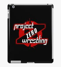 PZW [Project Zero Wrestling] iPad Case/Skin