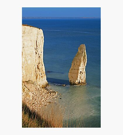 The Pinnacles, Handfast Point Photographic Print