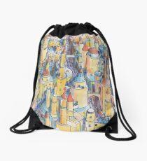 Citta' di Fantasia Drawstring Bag