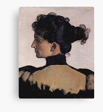 Ferdinand Hodler Canvas Print