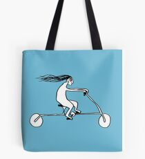 Clare In A Rush Tote Bag