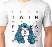 fire walk with me - tv eye Unisex T-Shirt
