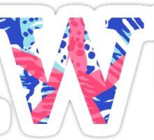 rwu Sticker