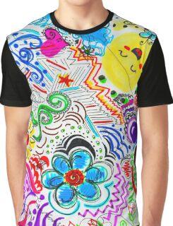Playful Graphic T-Shirt