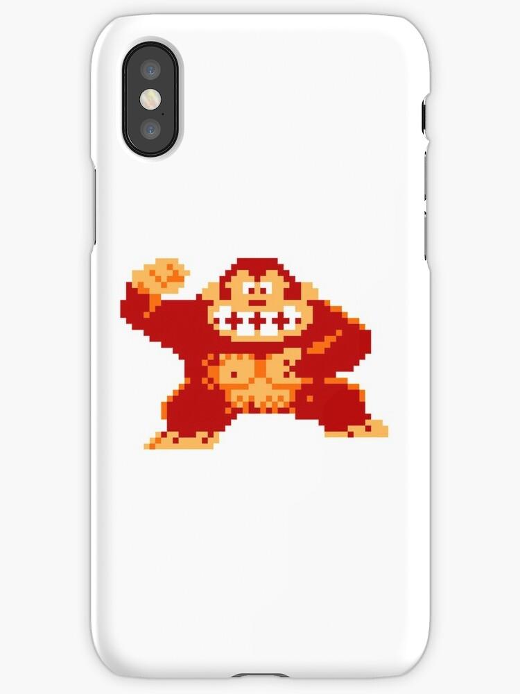 8-Bit Donkey Kong by karkeltay