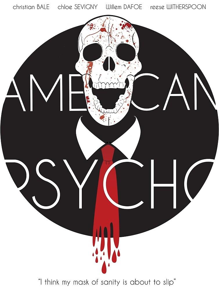 American Psycho by knockedknees