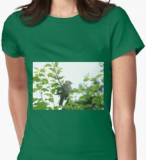 chirpy twittering sparrow T-Shirt