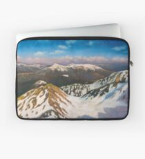 In the Mountains Laptop Sleeve