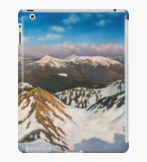 In the Mountains iPad Case/Skin