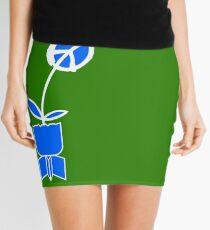 Peace, Not Plutonium Mini Skirt