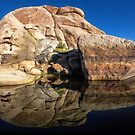 Barker Dam, Joshua Tree National Park. by Graham Gilmore