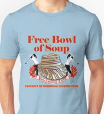 Caddyshack- Free bowl of soup with Hat Unisex T-Shirt