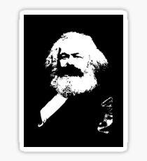 Karl Marx Sticker