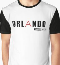 Orlando Fl Graphic T-Shirt
