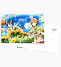 Love Live! School Idol Project - Land of the Fairies Postcards